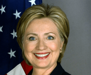 Hillary Clinton. Credit: State Department.