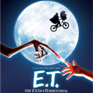 """A poster for """"E.T. the Extra-Terrestrial,"""" the film that made Cindy Sher fall in love with the movies. Credit: Amblin Entertainment."""