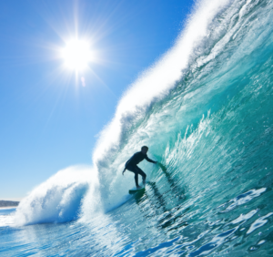 LChaim Magazine san diego surf